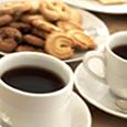 コーヒー・クッキー